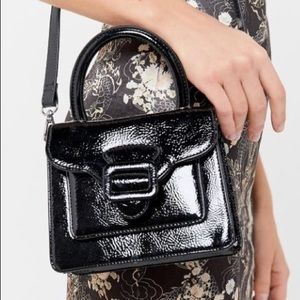 Urban outfitters Felipe crossbody patent leather